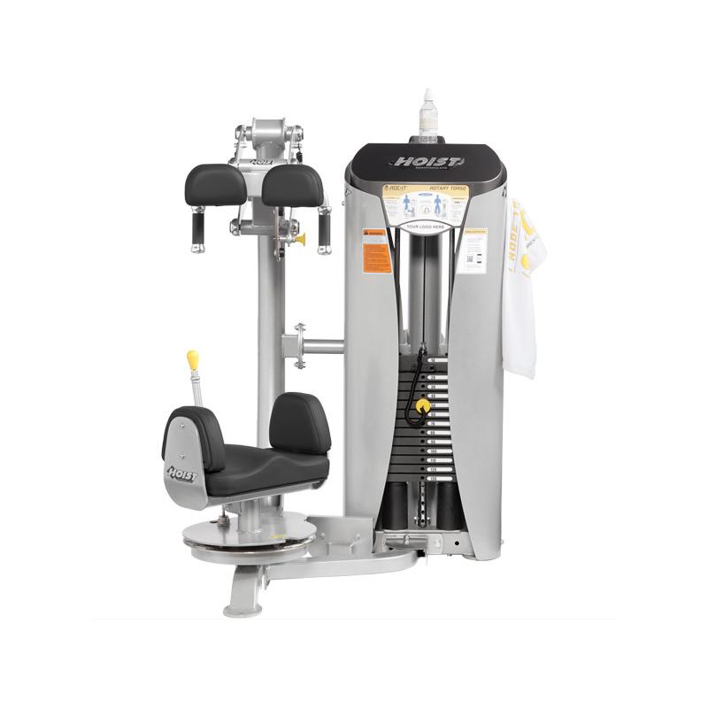 Hoist 1200 Gym Manual: Hoist Fitness – CORE – RS-1602 Rotary Torso
