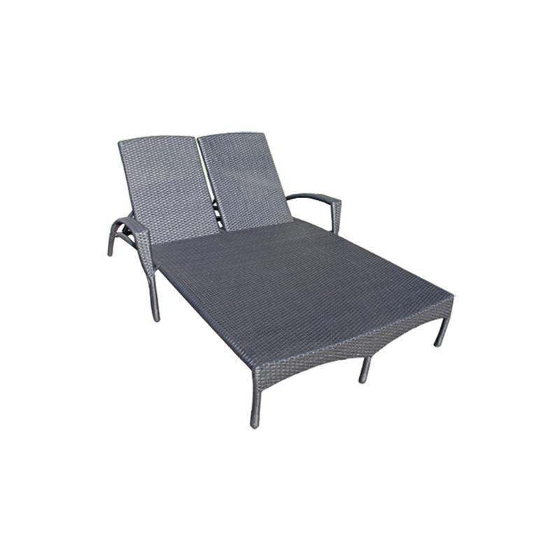 Ventura Double Chaise Lounge Krt Concepts Patio Furniture