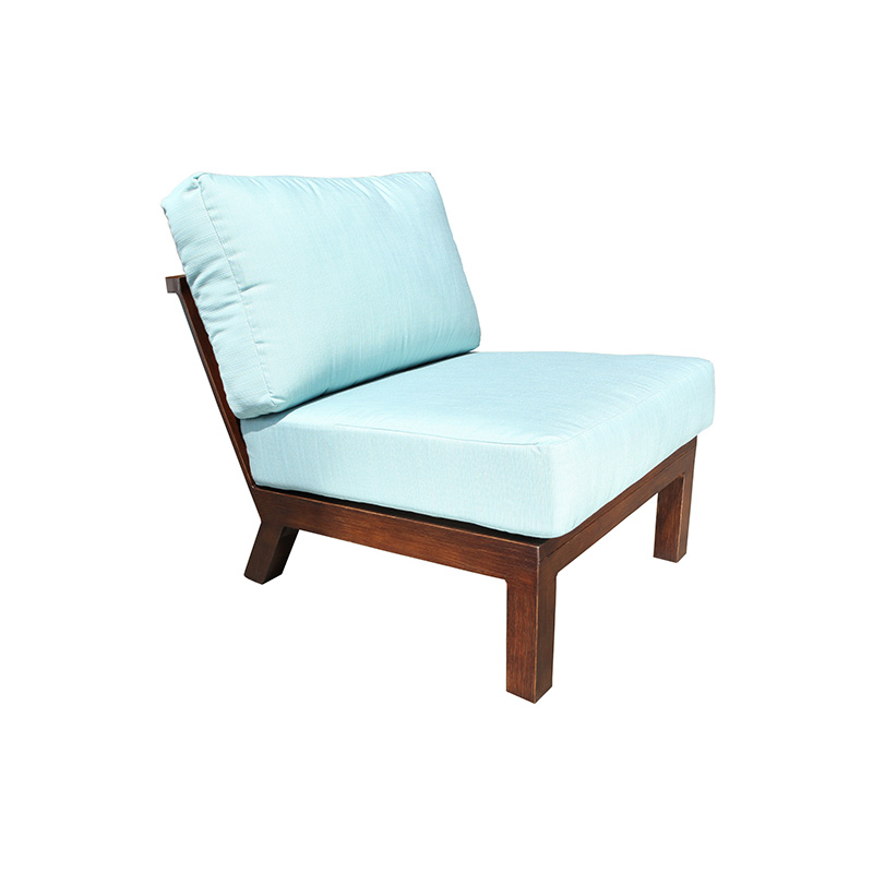 Apex Sectional Slipper Chair KRT Concepts Patio Furniture