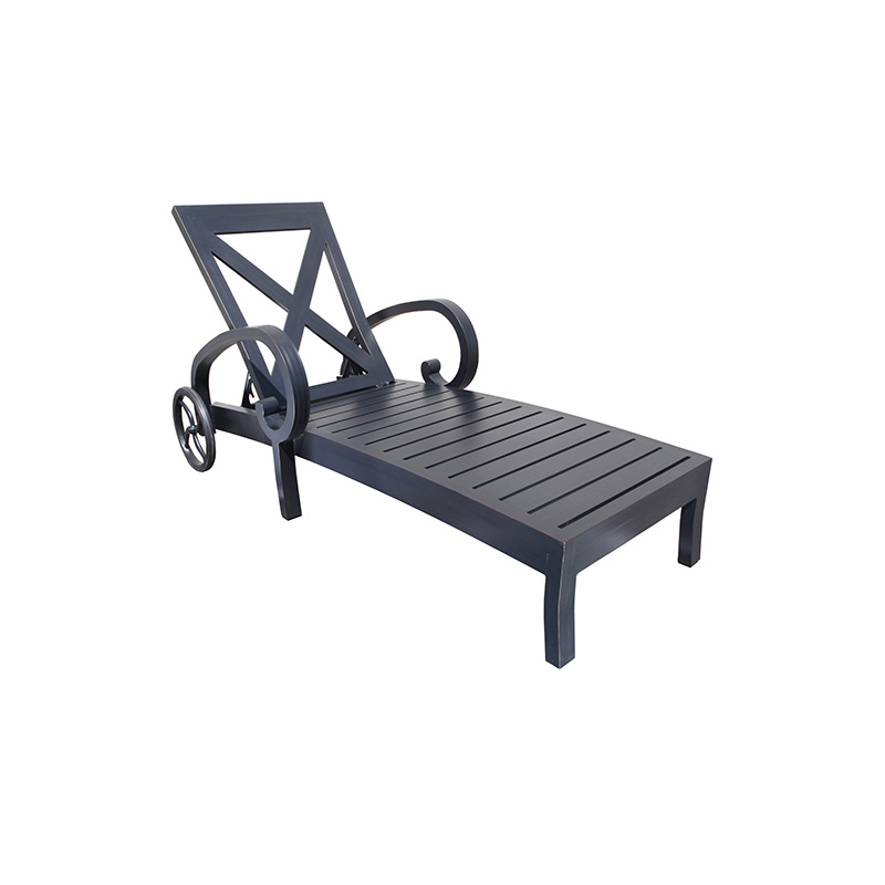 Elan chaise lounge krt concepts patio furniture for Cabana chaise lounge