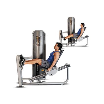 inflight fitness  incline leg press/calf raise  krt