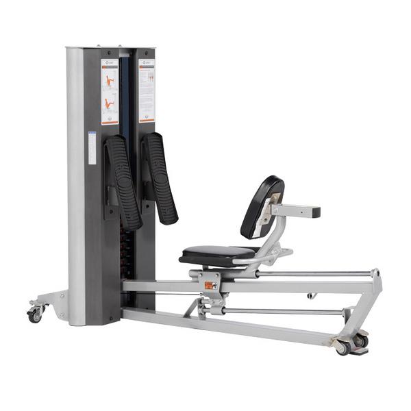Hoist 1200 Gym Manual: KL-2410 Seated Leg Press