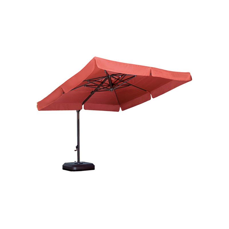 Patio Umbrella Alternative: Patio Umbrella : 10 Ft. Square Cantilever